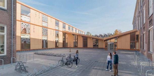 Spotlight maartnummer - Rudolf Steiner School - Foto Jeroen Musch