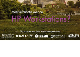 Advertorial: Geen idee is te groot met de HP Workstations