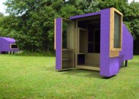 New Home Habitat van de mens
