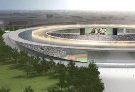 VvdW – Alternatief OS Stadion Tokio 2020