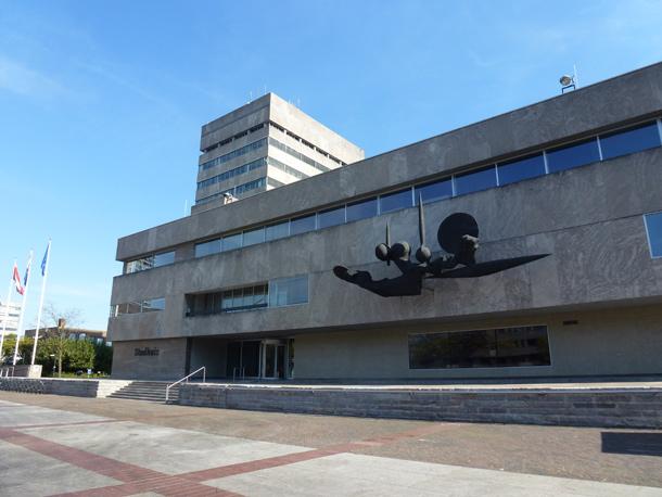 Stadskantoor Eindhoven_Leo de Bever overleden