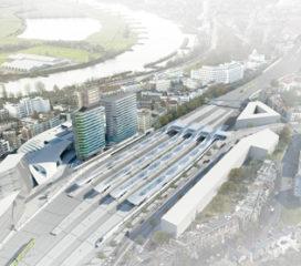 450 huizen in stationsgebied Arnhem