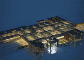 Locatie bekend nieuwe gerechtsgebouw Breda