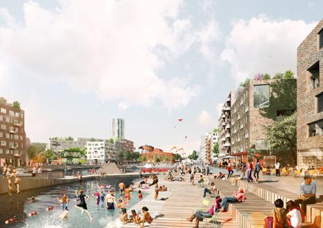 Masterplan Stockholm Seafront