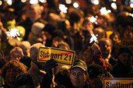 Stuttgart stemt voor spoorproject