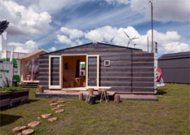 Agendatip: Stadscafé (#3) over Tiny Houses door RAP Leiden