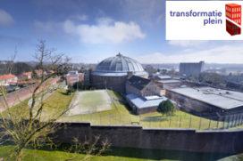 Transformatieplein 2015 – Panoptische koepel met monumentenstatus