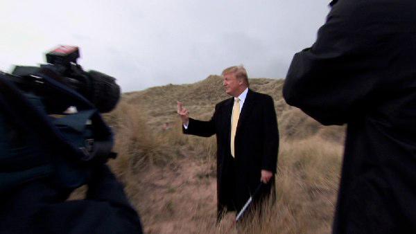 Trump aan het werk - opinie Theo Hauben