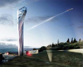 Lancering ontwerp UNStudio Luchthaven Kutaisi, Georgië