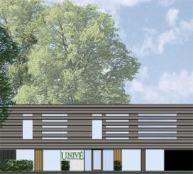 B+O Architecten ingeschakeld voor kantoor Univé West-Drenthe