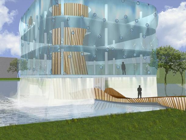 Oliver + Partners ontwerpen kantoorgebouw