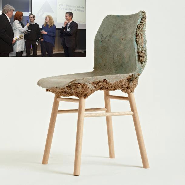 Well Proven Chair winnaars ARC13 Interieur