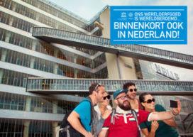 Werelderfgoed scoort goed bij toeristen maar niet bij Nederlanders