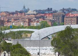 Madrid Rio door West 8
