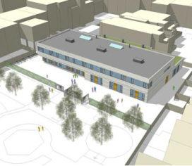 Willemsparkschool met gymlocatie in Den Haag
