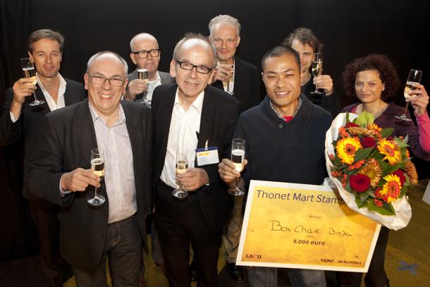 Winnaar TMS & Jury