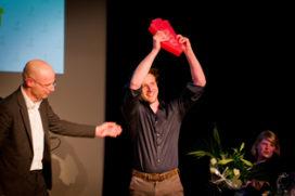 Prijsuitreiking StedenbouwNU prijs 2012
