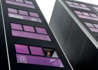 Claus en Kaan - Studentenwoningen Leiden - Winnaar Leidse publieksprijs 2013