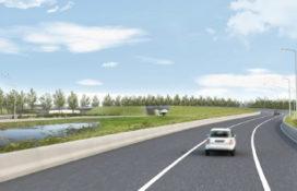 Zwarts & Jansma ontwerpt infrastructuur A11 Brugge