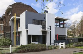 Rietveld Schröderhuis beter zichtbaar in Utrecht