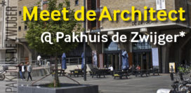 Update 2 Meet de Architect @ Pakhuis de Zwijger
