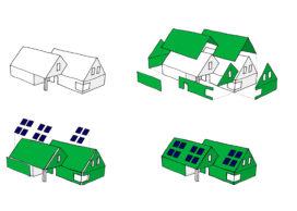 Ruinerwold en Koekangerveld willen energieneutraal dorp
