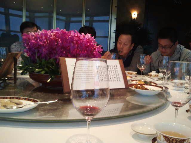 Dineren in China