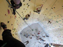 Houtinnovatieprijs voor parametrische klimwand ONL