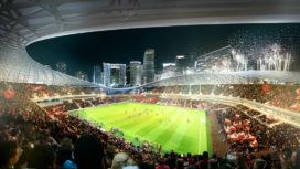 David Beckham bouwt eigen voetbalstadion Miami