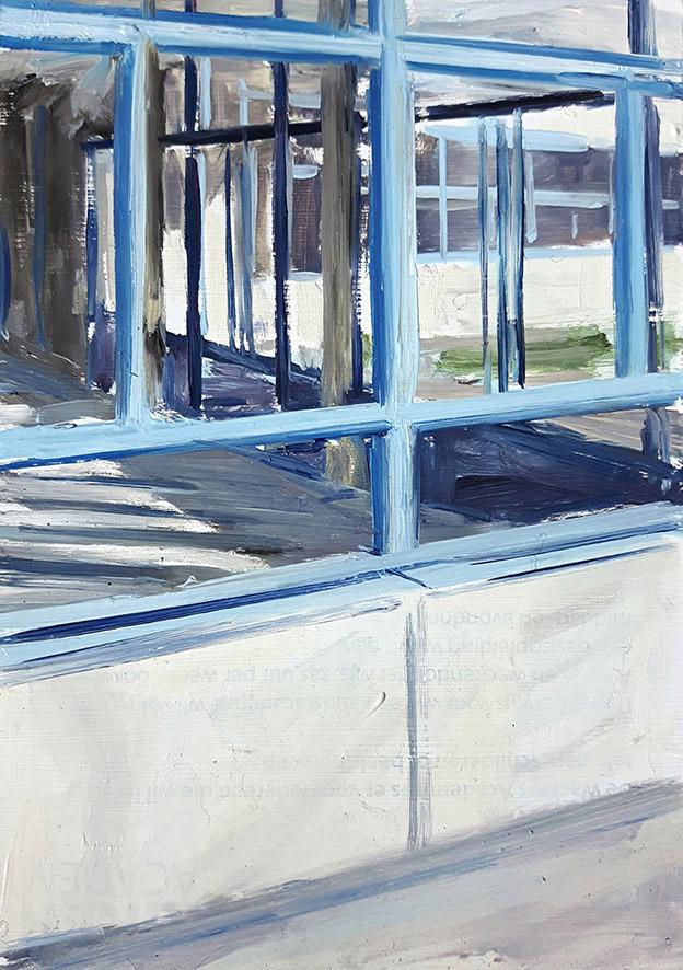 Dorine van der Ploe - Expo Dresselhuyspaviljoen Zonnestraal