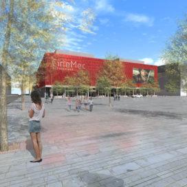 DP6 ontwerpt bioscoop CineMec Utrecht