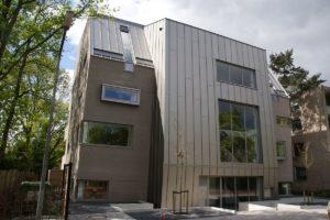 9 appartementen in Hilversum door MONK architecten