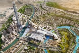 Grootste woontoren ter wereld in Dubai