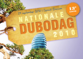 Advertorial: Nationale Dubodag 2010 – Koplopers gezocht!