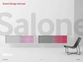 Dutch Design Abroad