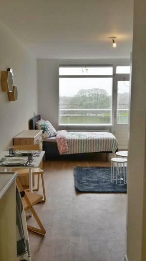 Duwo Studentenkamer Harderwijkstraat Den Haag