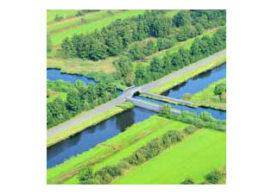 Nieuw natuurgebied met uniek eco-aquaduct