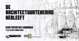 Agendatip: Meesterwerk, de architectuurtekening herleeft