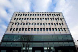 Renovatie Eemsmondgebouw in Delfzijl door Team 4 Architecten