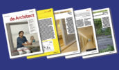 September editie van de Architect: Alles over Architectuur en Zorg
