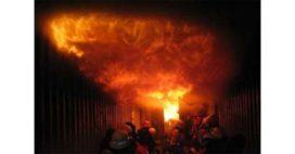 Passiefhuis gevaarlijk bij brand