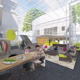 Atelier PRO krijgt interieuropdracht gemeentehuis Zeist