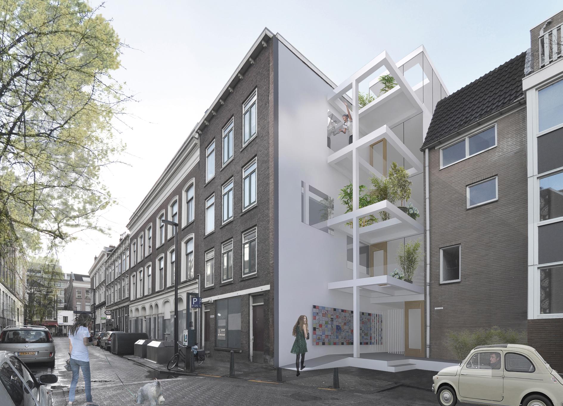 Eklundterbeek Jacobusstraat