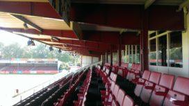 Uitbreiding stadion Go Ahead Eagles dichterbij
