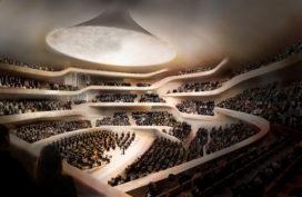 Concertgebouw Hamburg 200 miljoen duurder