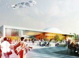 Ontwerpen centrumplein Emmen in de maak