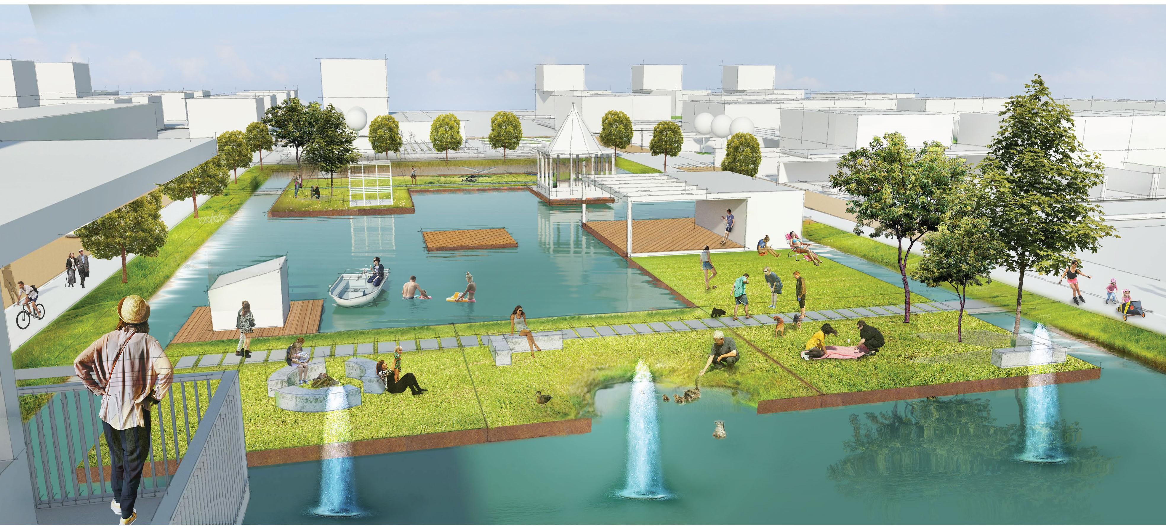 Flip Krabbendam _Stedenbouw en Betrokkenheid_Sociale Aspecten van het straatleven