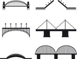 Van een kleine naar een grote brug