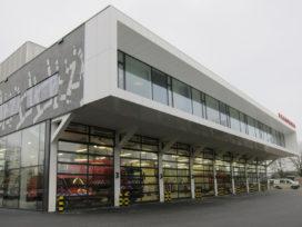 Opening brandweerkazerne Leeuwarden