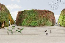 LOLA wint Topos Landscape Award 2014
